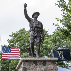 Spirit of the American Doughboy of Swanton Memorial Park 3.jpg