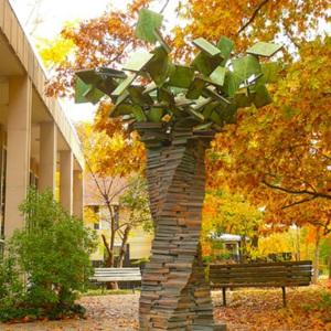 Hudson, Jon B. TREE OF KNOWLEDGE autumn.jpg