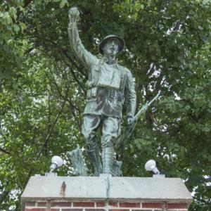 Spirit of the American Doughboy of Woodville Veterans' Park 6.jpg