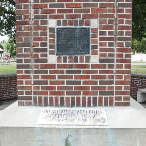 Spirit of the American Doughboy of Woodville Veterans' Park 2.jpg